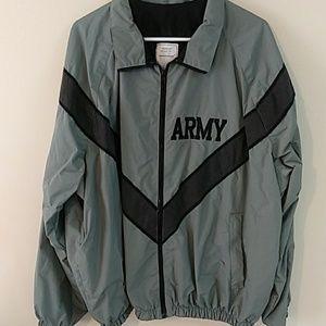 US ARMY PT JACKET